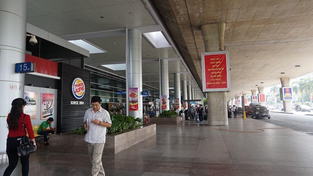 Burger King Tan Son Nath