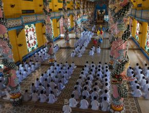 Cao Dai, Another Religion legalized in Vietnam