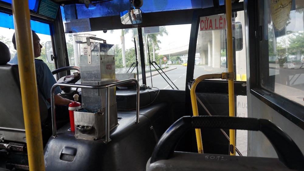 Inside Bus 152