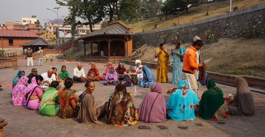 Pashupatinath Temple – 1, between Culture, Dying and Reincarnation