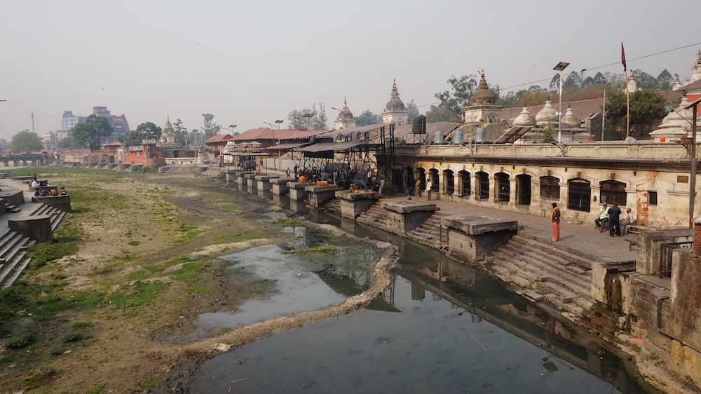 Bagmati River, Pashupatinath Temple