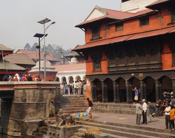 Pashupatinath Temple – 2, Sadhus and Their Life
