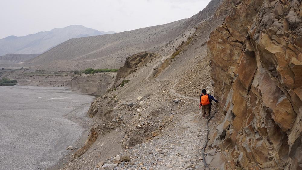 They call it, Nepali Flat
