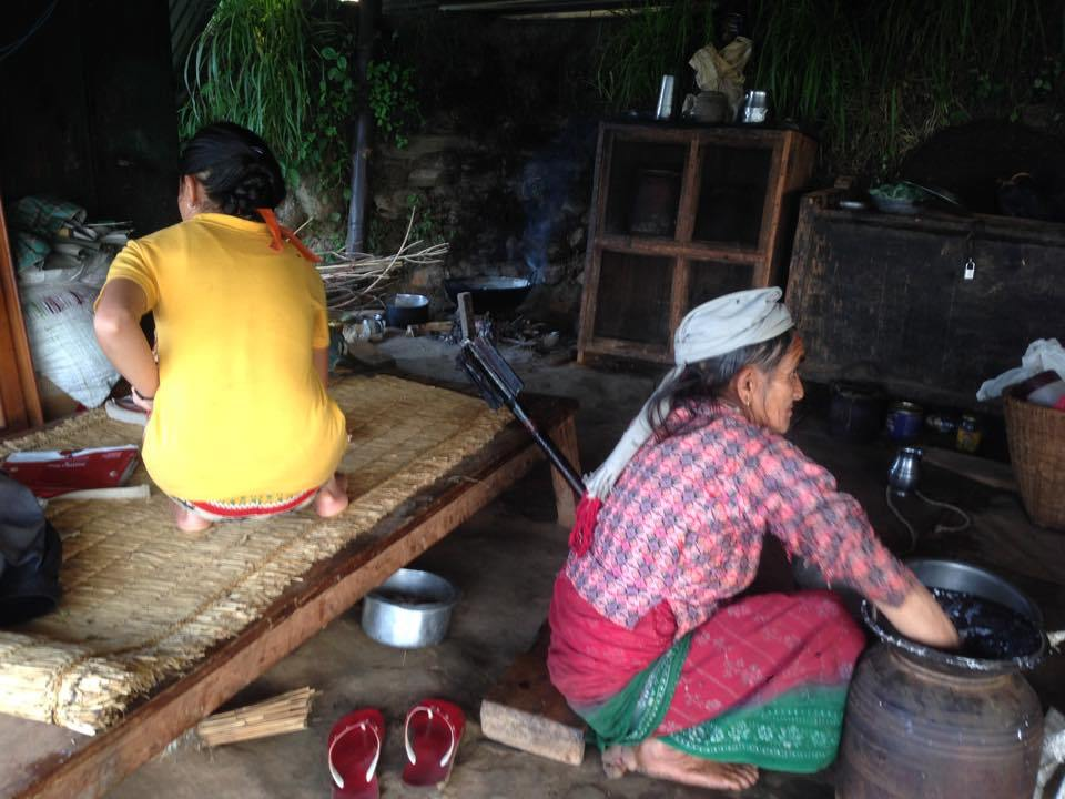 Daily Activities, Raswua District