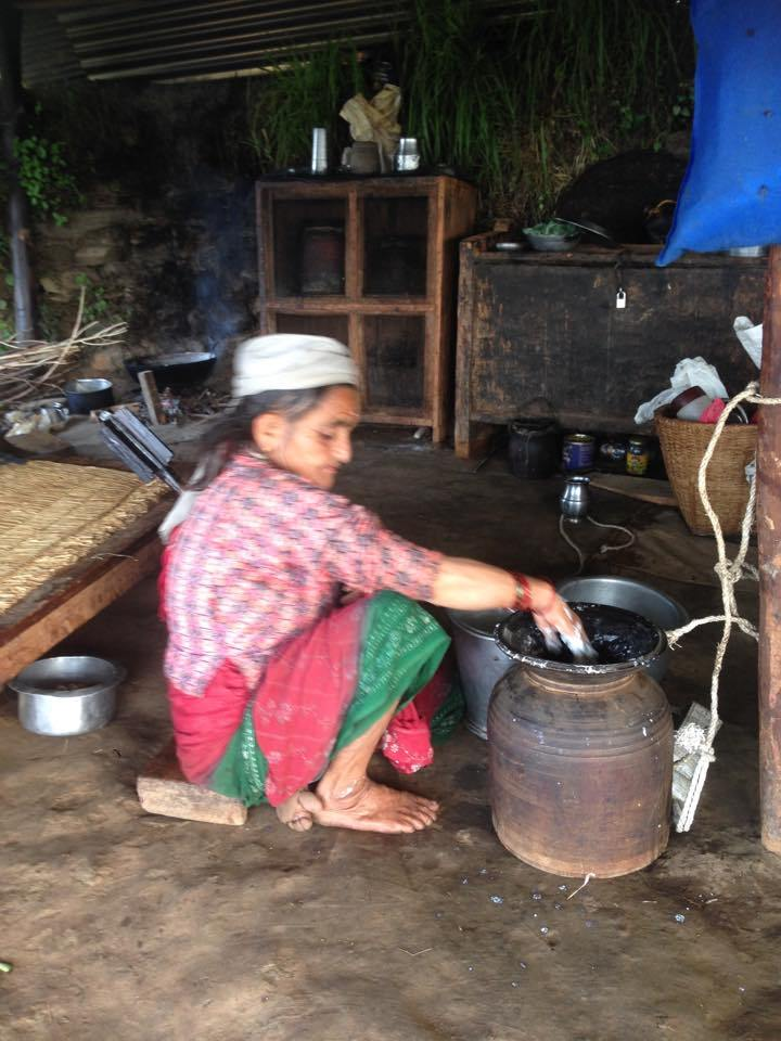 Cooking in the Morning, Rasuwa District