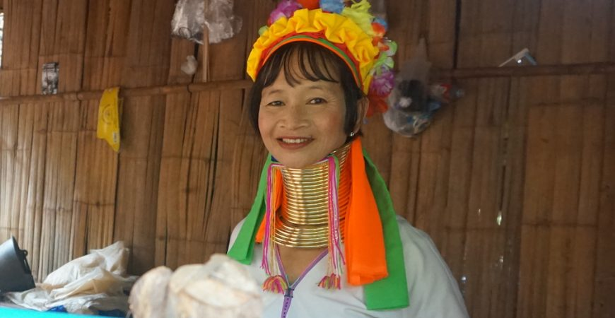 Hill Tribes Village in Thailand, Between Humanity, Minority Tribes, and Tourism