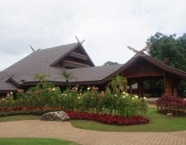 Doi Tung Royal Villa, and Mae Fah Luang Sustainable Development Project