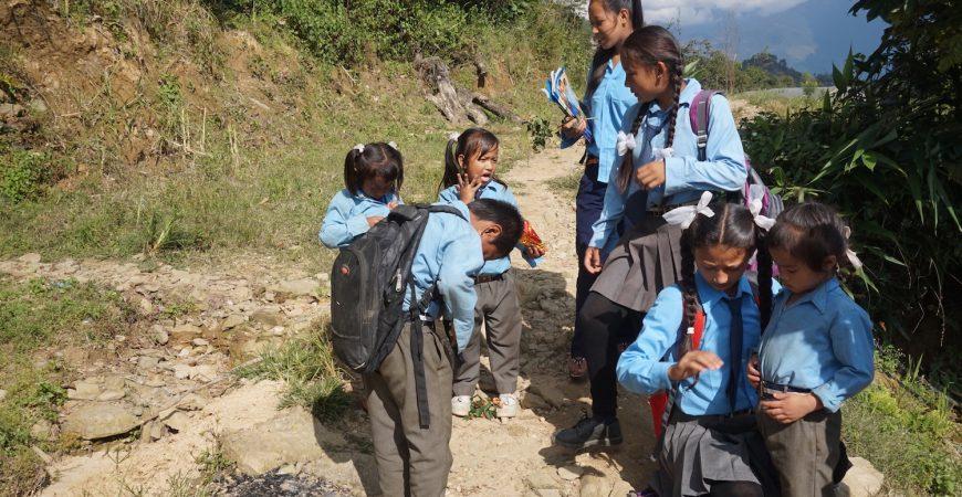Tinggal di Rural Area Nepal, Rasuwa – 2