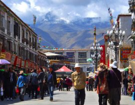Open Trip Tibet – Nepal Overland Tour with EBC North Face