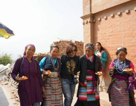 Namaste Nepal! Day – 3, When they expected a thing from you at Swayambhu, and Feel Breeze in Lalitpur Patan