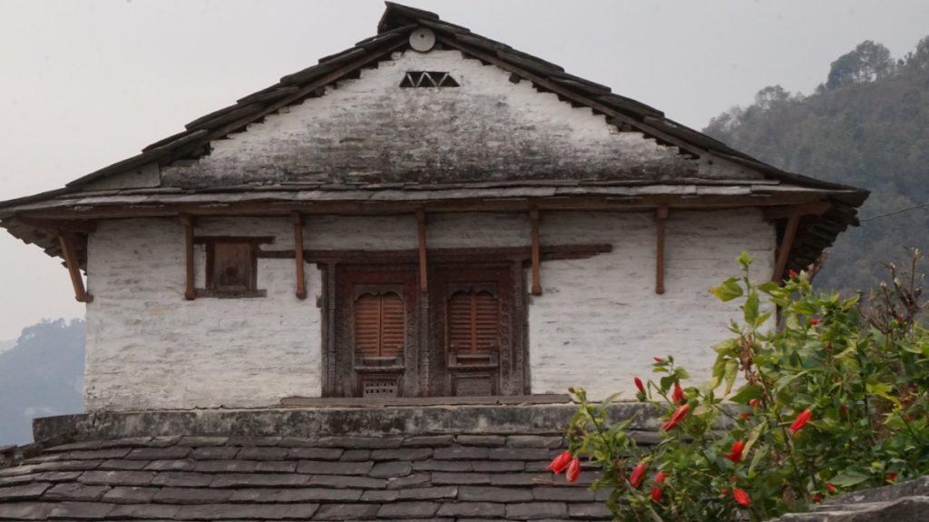 Dhampus Phedi Village