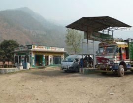 Namaste Nepal! Day – 4, The Wheels on The Van Go Round and Round