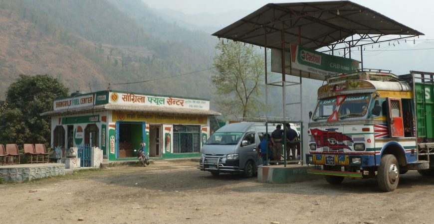 Namaste Nepal! Day – 4, The Wheels on The Van Go Round and Round