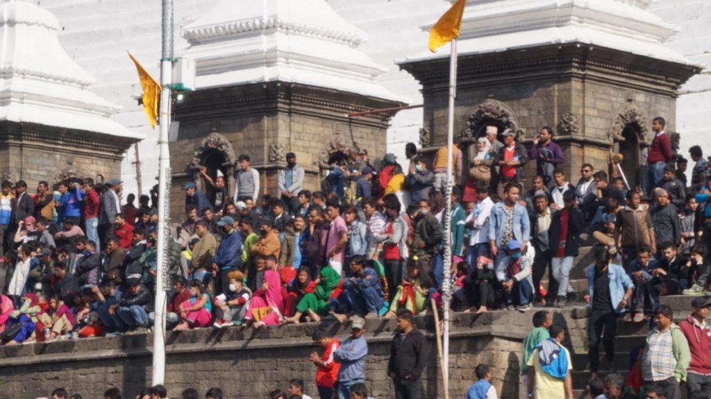 Pashupatinath on Shivaratri