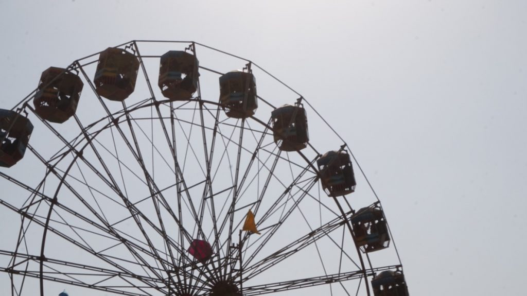 Kathmandu Ferris Wheel