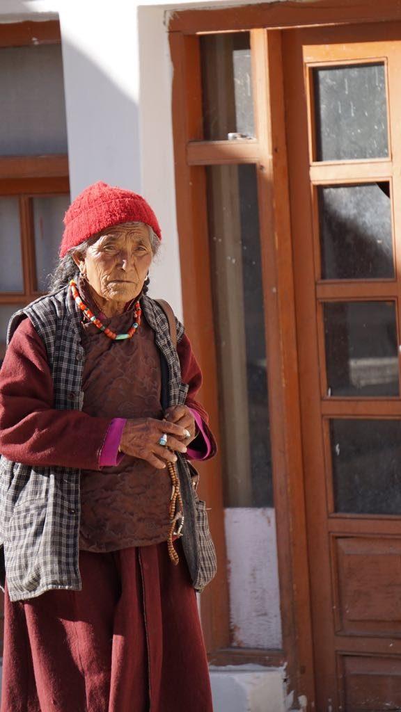 Ladakhi Woman 3