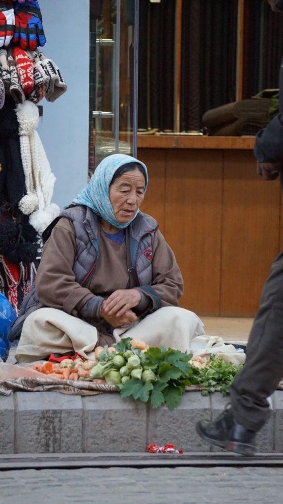 Ladakhi Woman 2
