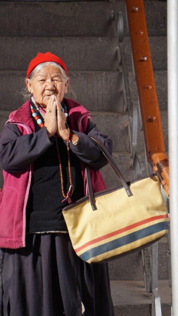 Ladakhi Woman 1
